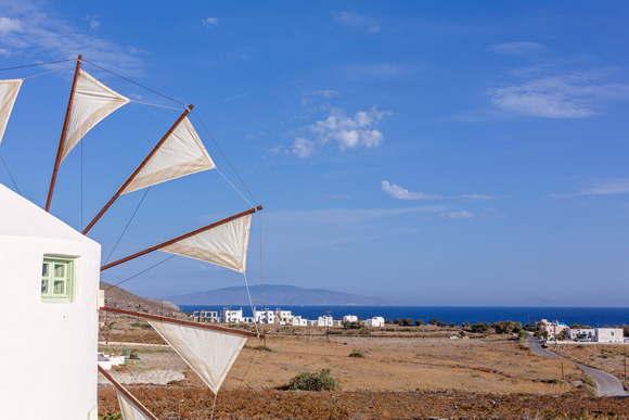 Green Windmill