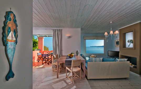 Griechenland - IONIAN ISLANDS - ZAKYNTHOS - Alikanas - Spiti Calypso - Apartment Ariadne -