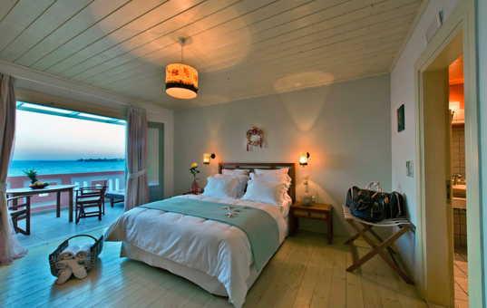 Griechenland - IONIAN ISLANDS - ZAKYNTHOS - Alikanas - Spiti Calypso - Apartment Phaedra - meditarranean design