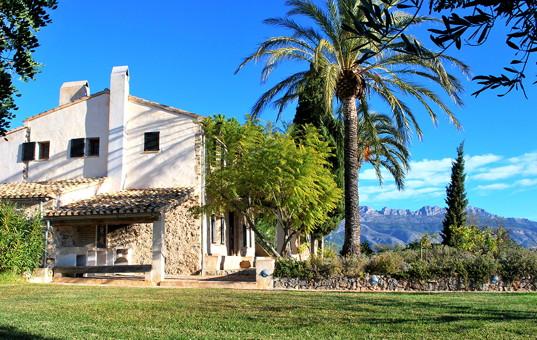 Spanien - Costa Blanca  - Altea - Cauti Dos - liebevoll restauriertes bauernhaus