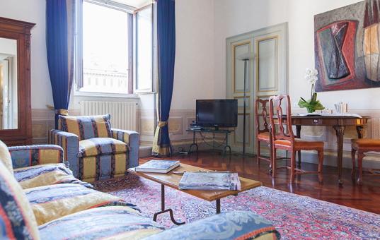 Italien - ROME -  - Apartment Navona -