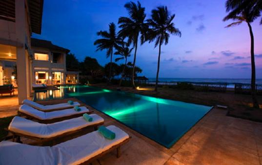 Indischer Ozean - SRI LANKA - Induruwa - Villa Araliya -