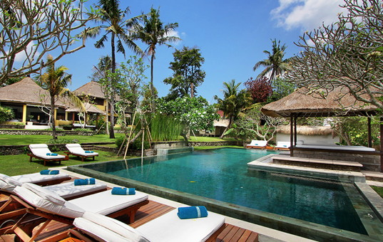 Asien - BALI - Seminyak - Istana Semer - Luxury villa with large garden and pool