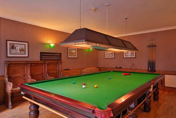 Charming hotel Connemara