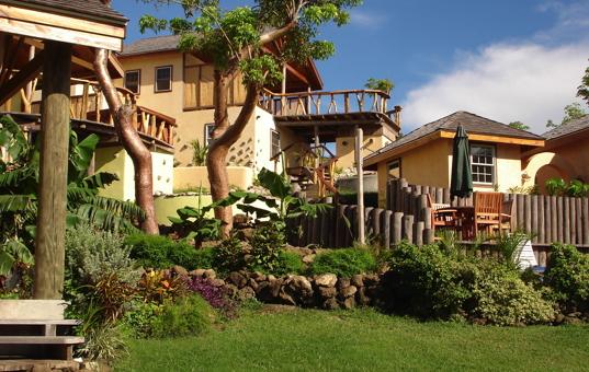 Karibik - ANDALUCIA - St. George's - Grenada Dream Villa - Holiday villa with terraces, balcony and garden