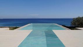 Villa am Meer Griechenland