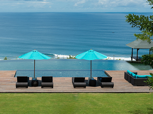 Villa am Meer Seychellen, Mauritius, Karibik, Bali
