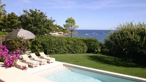 Villa am Meer Côte d'Azur
