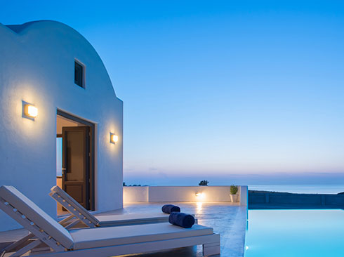 Destinazioni di lusso in Grecia