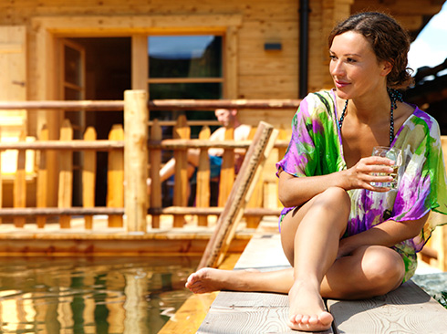 Wellness at Hochleger Chalet Zillertal