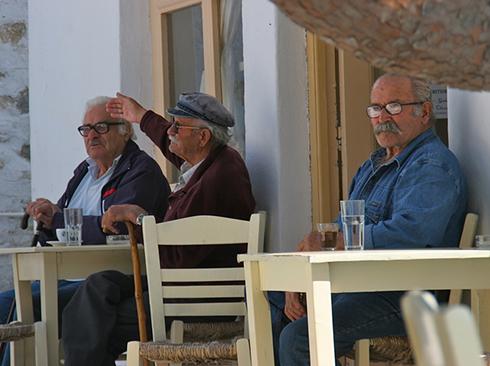 Leben auf Syros