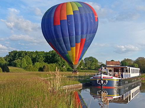 Luxus-Hotelschiff Reise durch das Loire Tal