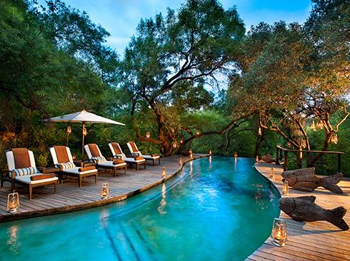 Safari Lodge Morukuru