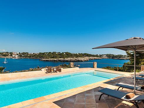 Ville per le vacanze in Spagna, Isole Canarie e Baleari