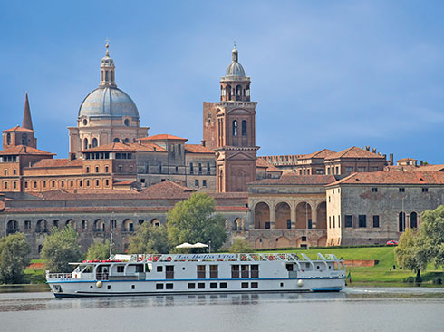Opera and Barging Cruise Mantua