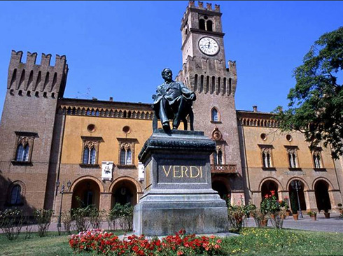Verdi Oper in Parma