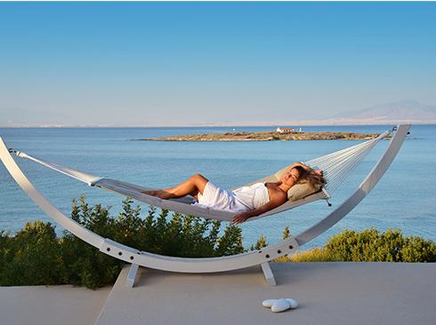 Oceanfront spa villa in Aegina by the sea