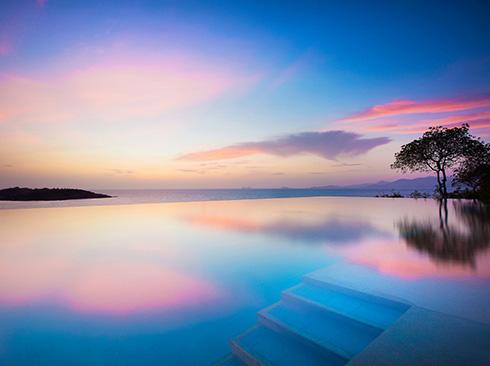 Wellness und Entspannung Meerblick