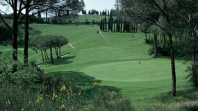 Golfvilla in der Toskana