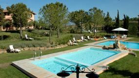 Poolvilla Italien