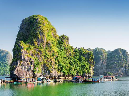 Zitadelle Hue in Vietnam
