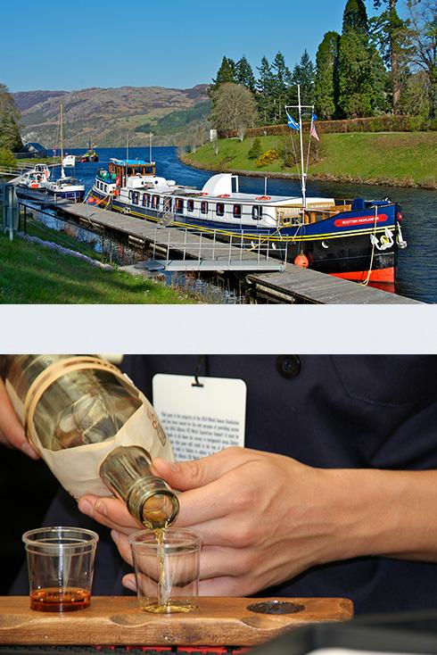 European Waterways Whisky Theme Cruise