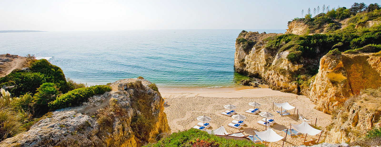Exclusive holiday homes at the Algarve