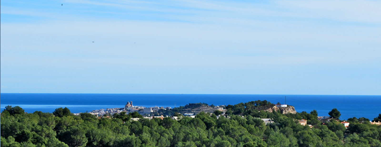 Exclusive holiday villas at the Costa Blanca