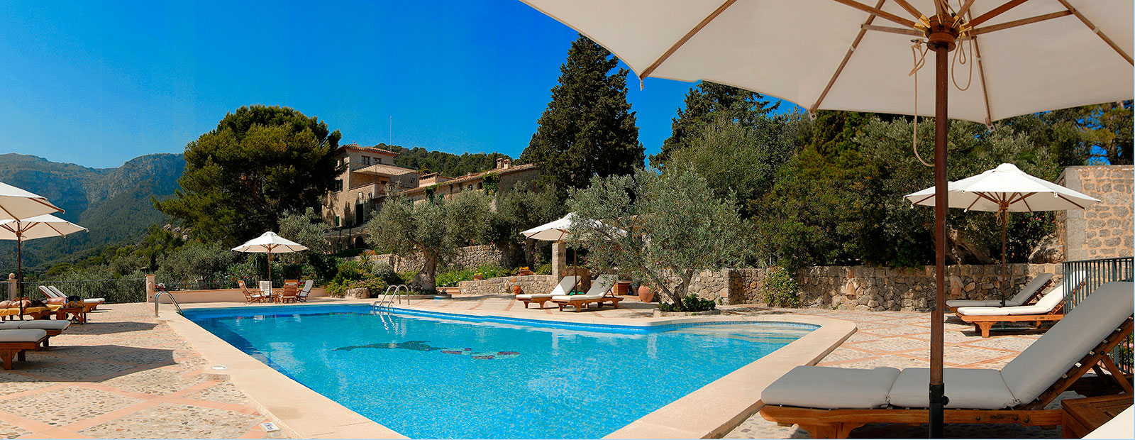Finca in Majorca with pool