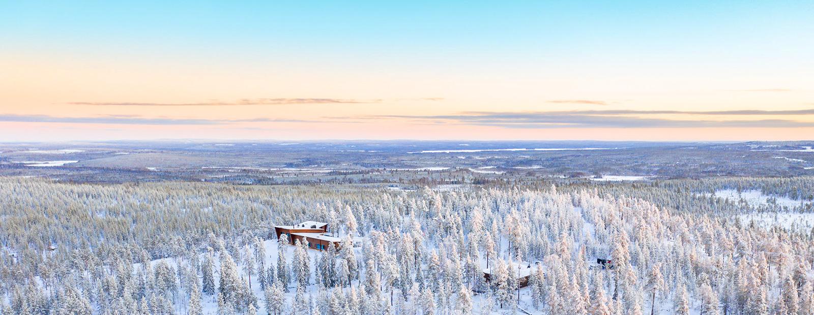 Lodges und Ferienvillen in Finnland mieten