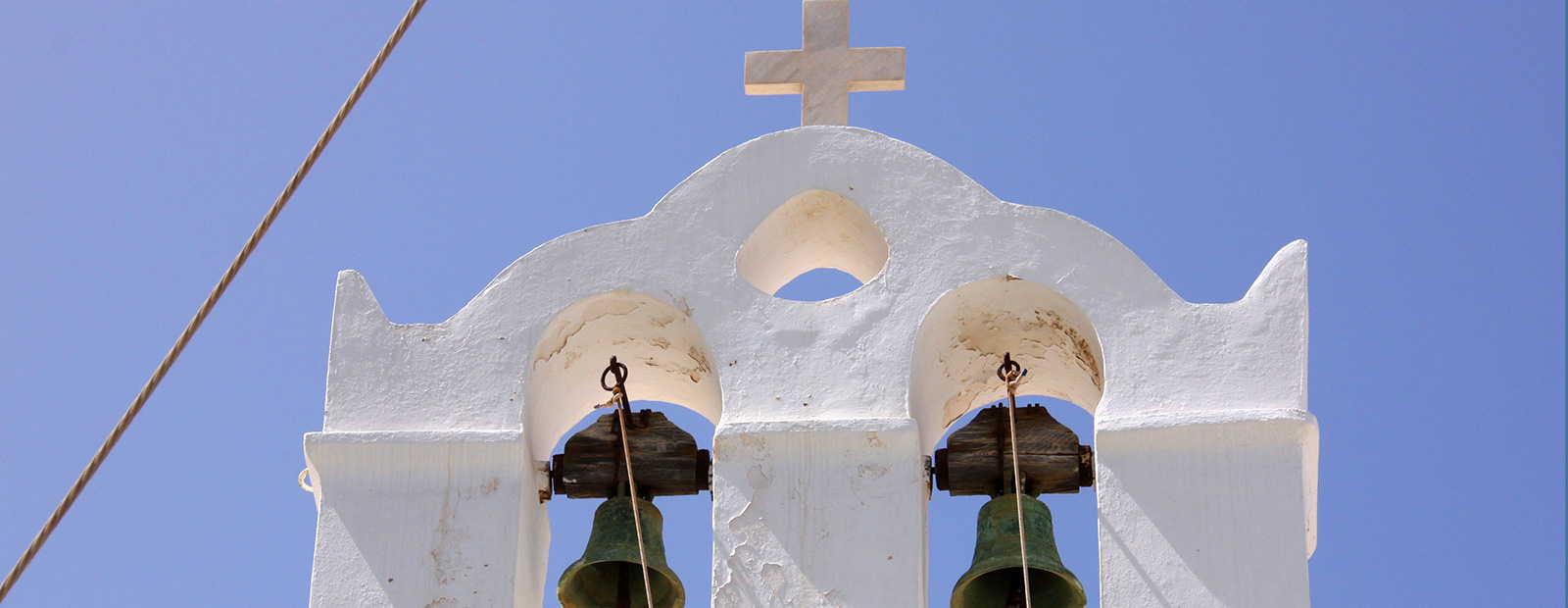 Exklusive Ferienvillen auf Folegandros