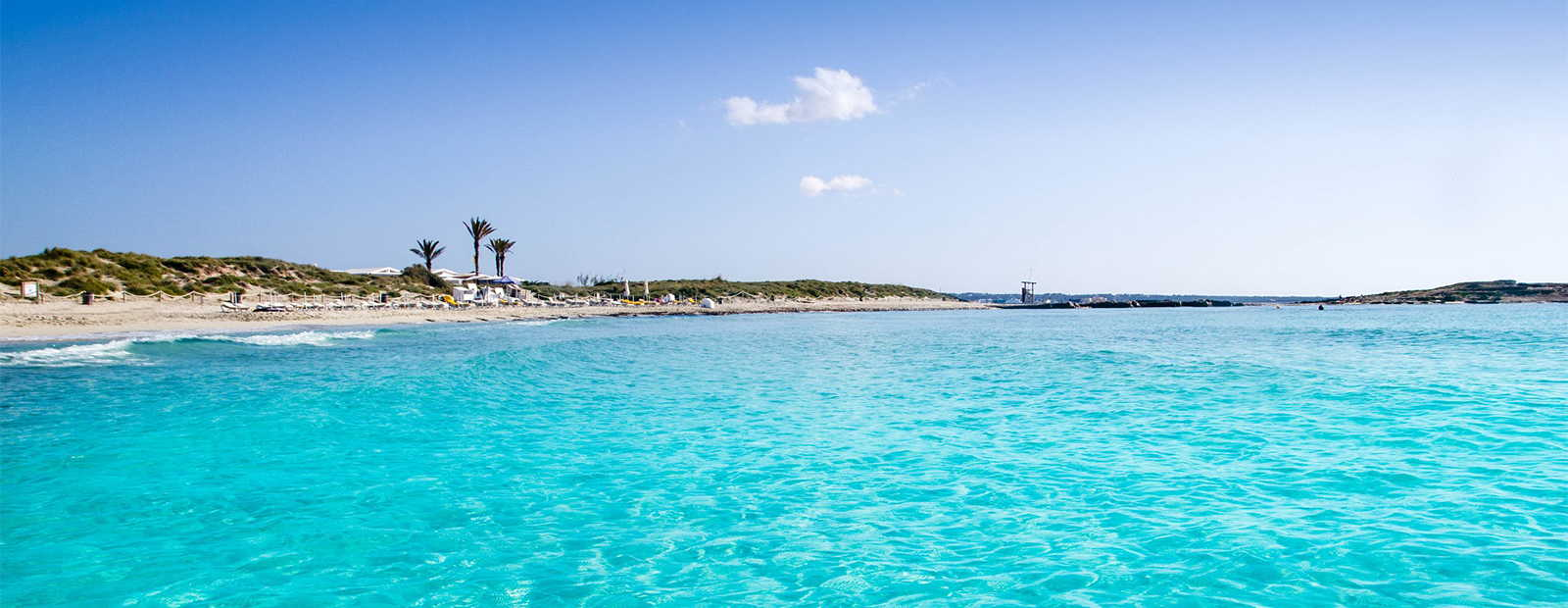 Beach Villas And Finca With Pool Formentera Spain Balearic
