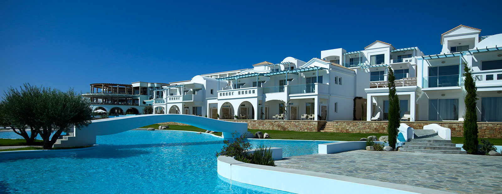 Exklusive hotels griechenland strandhotels designhotels am for Design hotel zypern