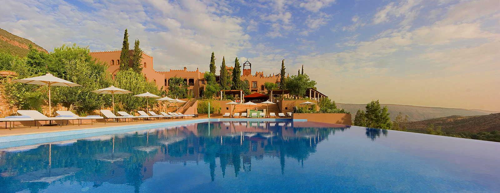 exklusive hotels marokko designhotels mit spa marokko mieten