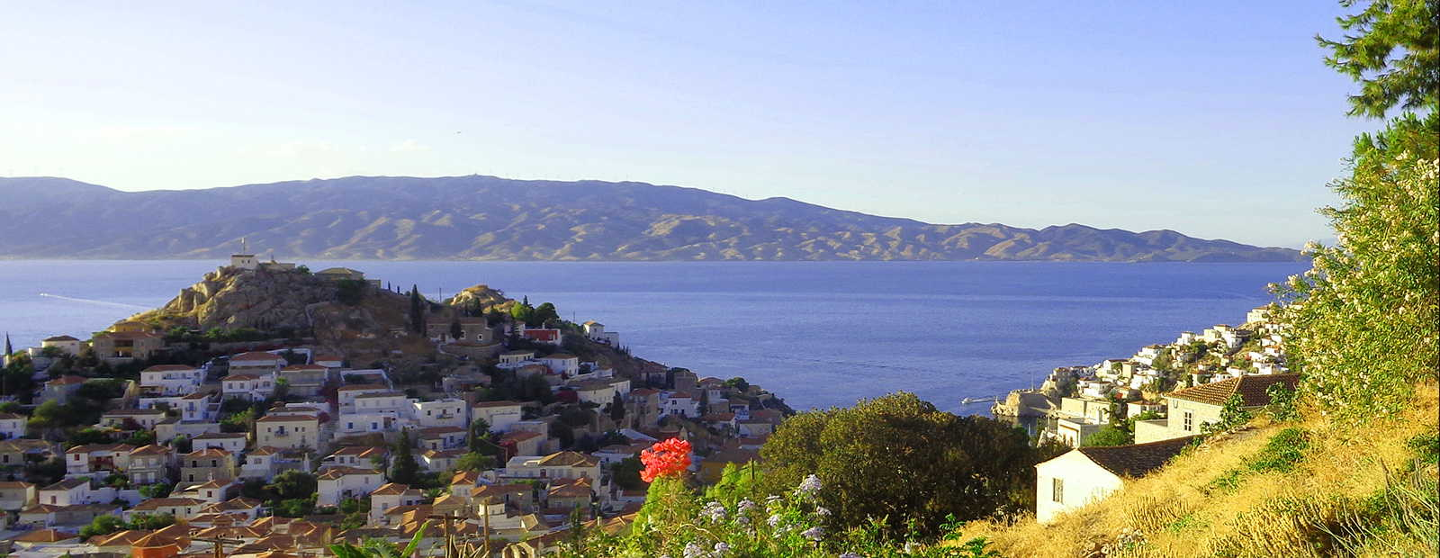 Luxurious holiday homes in Hydra
