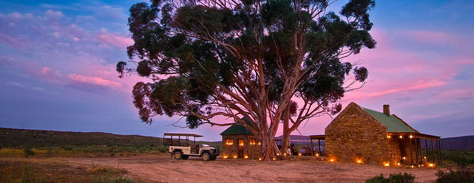Exklusive Safari-Lodges in Südafrika