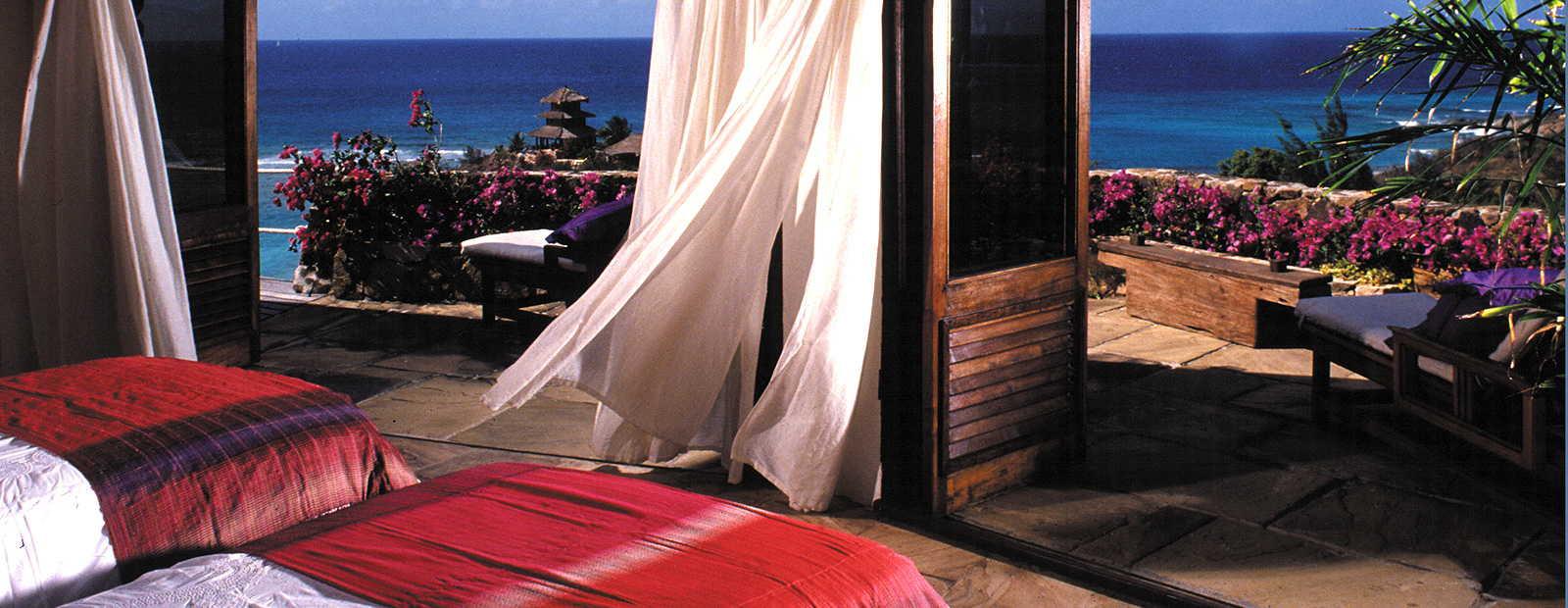 Luxuriöse Ferienhäuser in der Karibik