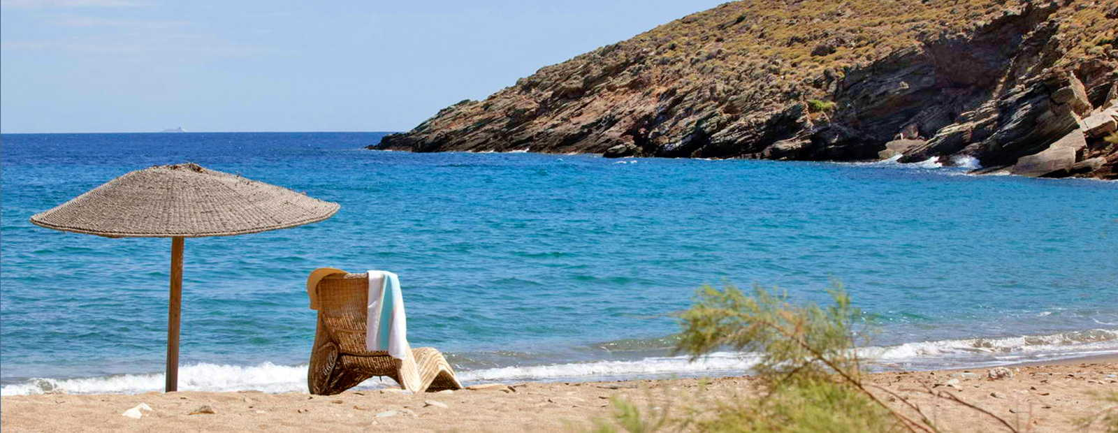 Exclusive holiday villas on Kea Island