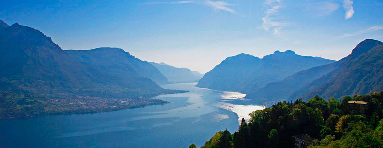 Luxurious holiday homes at Lago di Como