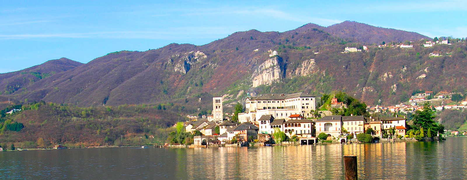 Luxurious holiday homes at Lago di Orta