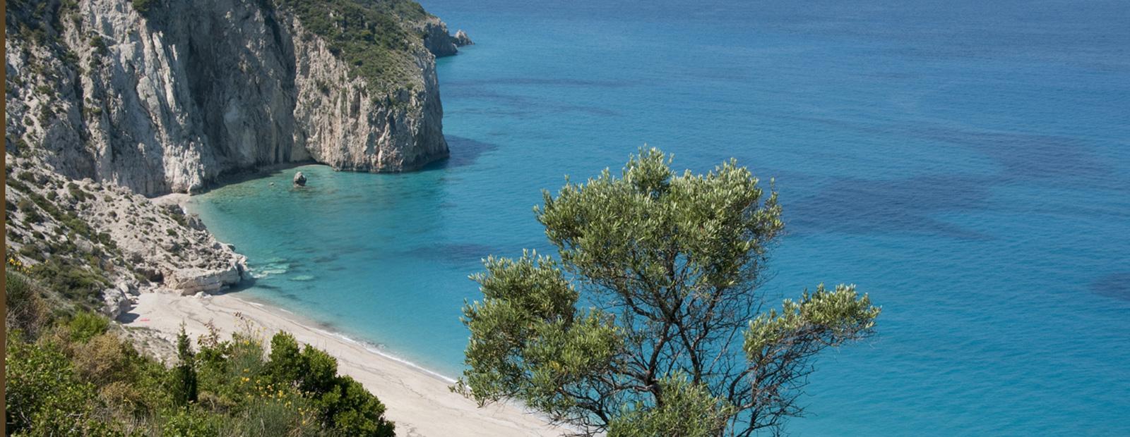Exclusive holiday villas on Lefkada island