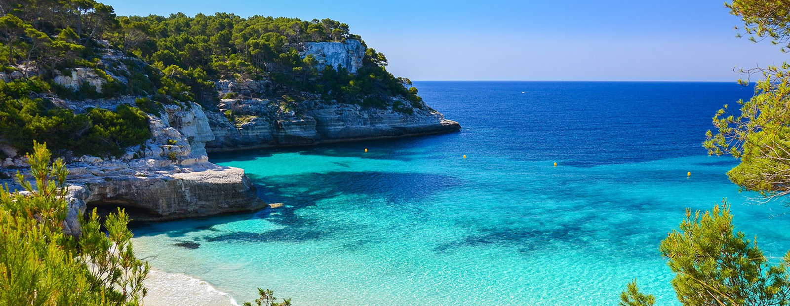 Exclusive holiday homes on Menorca