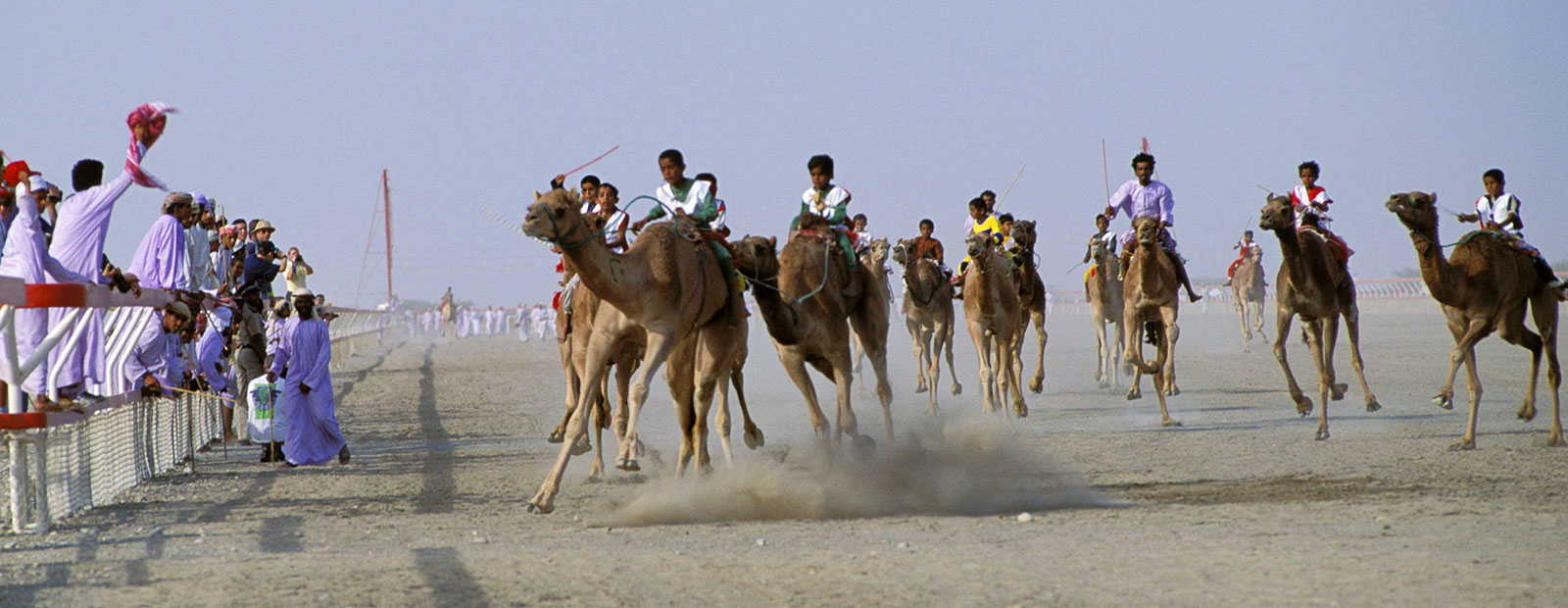 Exklusive Hotels im Oman