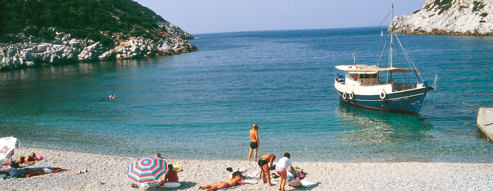 Luxuriour holiday homes in Skopelos