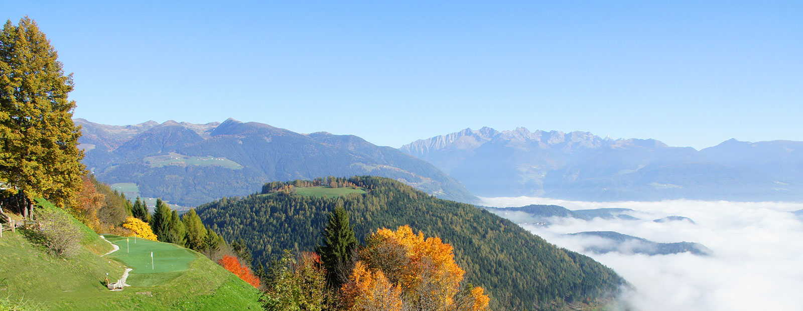 Exclusive Chalets in South Tyrol