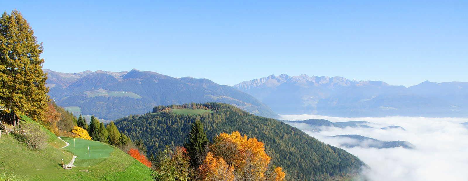 Exklusive Chalets in Südtirol