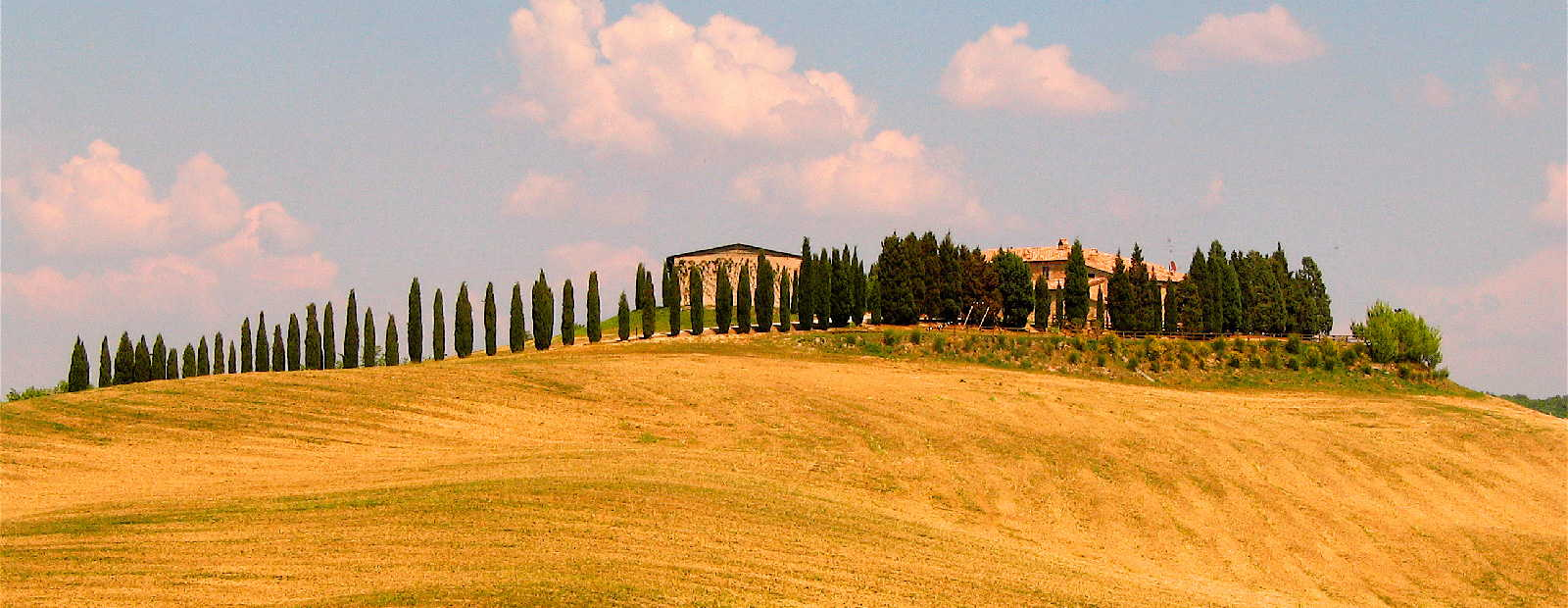 Luxurious holiday homes in Tuscany