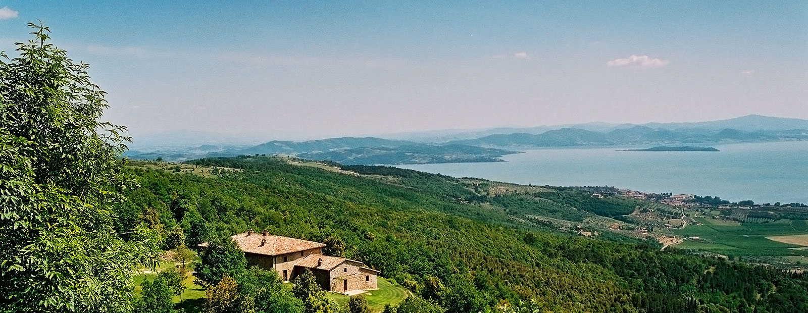 Exclusive holiday villas in Umbria